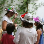 Sombreros de papel