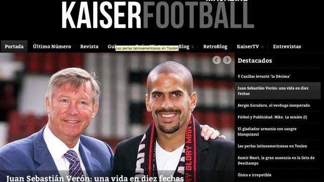 Revista Kaiser Magazine