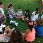 Juego niños Sevilla